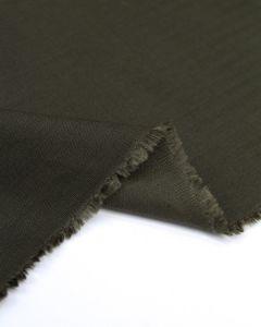 Cotton & Tencel Twill Fabric - Moss