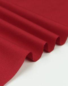 Pure Cotton Canvas Fabric - Cherry