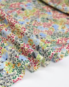 Cotton Lawn Fabric - Lucille Cream