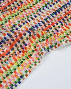 Cotton Marlie Lawn Fabric - Colour Queue
