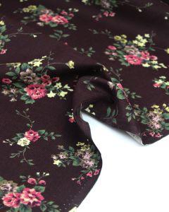 Cotton Needlecord Fabric - Edith