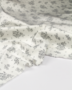 Cotton Sateen Fabric - Beatrix