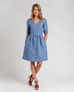 Megan Nielson - Paper Sewing Pattern - Darling Ranges Dress & Blouse