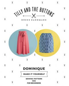 Tilly and the Buttons Sewing Pattern - Dominique