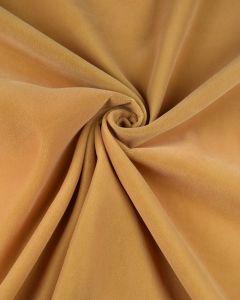 Polyester Velvet Fabric - Sand