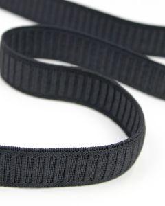 Non-Roll Elastic - 25mm - Black