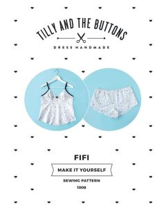 Tilly and the Buttons Sewing Pattern - Fifi