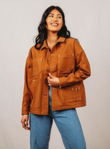Friday Pattern Co - Paper Sewing Pattern - The Ilford Jacket