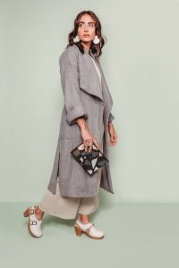 Friday Pattern Co - Paper Sewing Pattern - The Cambria Duster Jacket