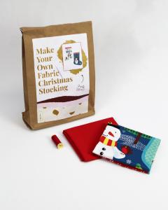 Christmas Stocking Kit - Frosty Christmas