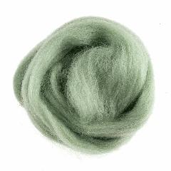 Natural Wool Roving 10g