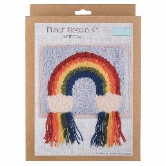Punch Needle Kit - Rainbow
