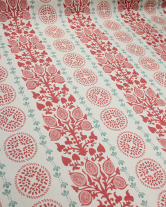 Home Furnishing Fabric - Darcy - Coral