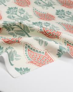Home Furnishing Fabric - Musgrove - Coral