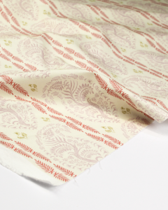 Home Furnishing Fabric - Wentworth - Coral