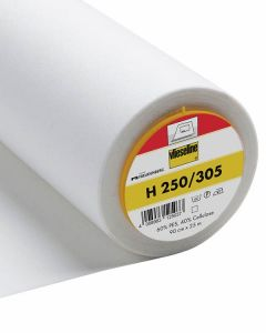 Fusible Interfacing Fabric - Standard Firm - White