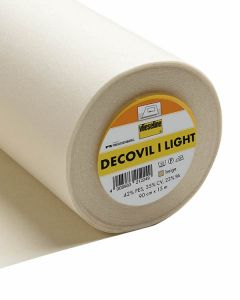 Decovil Light Fusible Interlining Fabric
