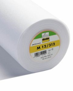 Sew-in Interfacing Fabric - Standard Med - White