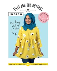 Tilly and the Buttons Sewing Pattern - Indigo