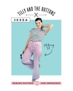 Tilly and the Buttons Sewing Pattern - Jessa