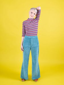 Tilly and the Buttons Sewing Pattern - Jessa Trousers & Shorts