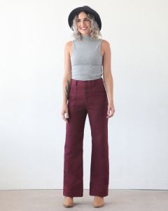 True Bias - Paper Sewing Pattern - Lander Pant & Short
