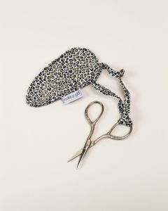 Scissor Case - Leopard Print