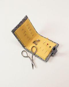 Needle Case - Leopard Print