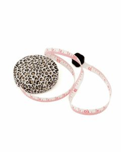 Tape Measure - Leopard Print