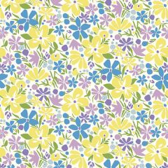 Liberty Patchwork Cotton Fabric - Carnaby - Bohemian Bloom Spring