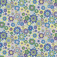 Liberty Patchwork Cotton Fabric - Carnaby - Paradise Petals Spring