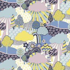 Liberty Patchwork Cotton Fabric - Carnaby - Sunny Afternoon Spring