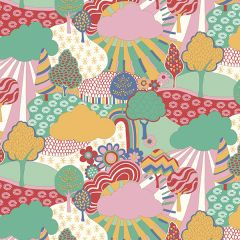 Liberty Patchwork Cotton Fabric - Carnaby - Sunny Afternoon Summer