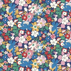 Liberty Patchwork Cotton Fabric - Carnaby - Westbourne Posy Summer