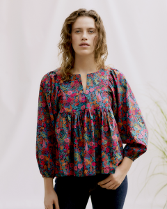 Liberty - Paper Sewing Pattern - Esther Tunic Top