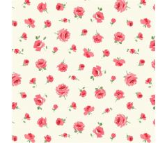 Liberty Patchwork Cotton Fabric - Flower Show Midsummer - Mary Rose