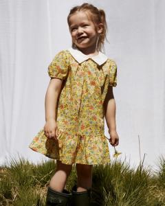 Liberty - Paper Sewing Pattern - Penny Collar Dress