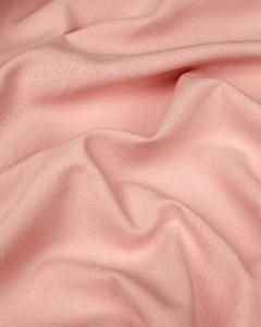 Linen & Cotton Blend Fabric - Mallow