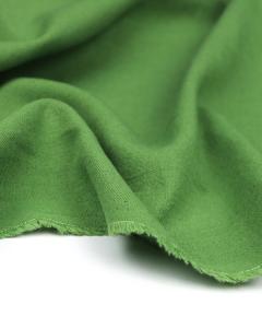 Linen & Cotton Blend Fabric - Peashoot