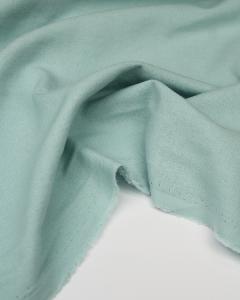 Linen & Cotton Blend Fabric - Spa