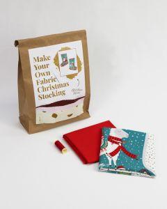 Christmas Stocking Kit - Let It Snow