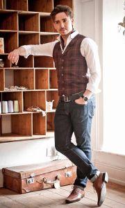 Sew La Di Da - Paper Sewing Pattern - Mr London Waistcoat