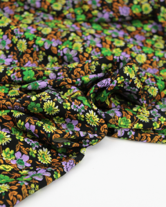 Luxury Crepe Fabric - Arden