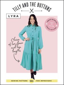 Tilly and the Buttons Sewing Pattern - Lyra