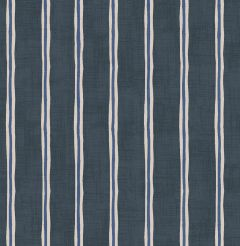 Home Furnishing Fabric - Imprint - Rowing Stripe Midnight