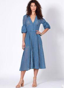 McCall's Pattern 7974 - Button Down Dress