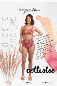 Megan Nielsen - Paper Sewing Pattern - Cottesloe Swimsuit