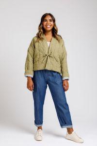 Megan Nielsen - Paper Sewing Pattern - Hovea Jacket & Coat