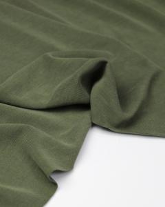 Modal Blend Jersey Fabric - Khaki