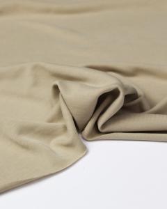Modal Blend Jersey Fabric - Oat